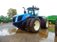 2012 NEW HOLLAND T9.505
