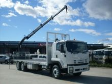 2009 ISUZU FVZ FVZ1400 TABLE TO