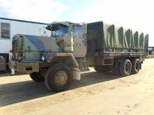 1985 MACK R600 Rigid Army Truck
