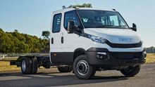 2017 IVECO DAILY 35S13 DOUBLECA