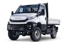 2017 IVECO DAILY 55S17W 4x4 Cab