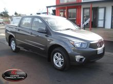 2012 SSANGYONG ACTYON SPORT