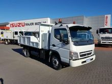 2010 FUSO CANTER 4 ton Two Way