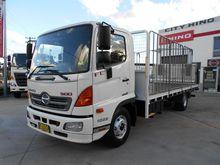 2012 HINO 500 SERIES - FC 1022