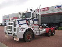 2005 KENWORTH T650