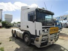 2003 2003 SCANIA UNKNOWN