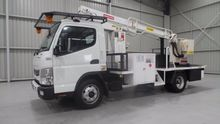 2011 FUSO CANTER 815
