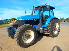 1997 1997 NEW HOLLAND UNKNOWN