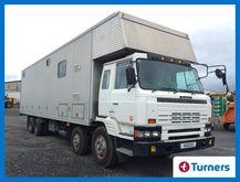 1989 NISSAN Diesel UD truck