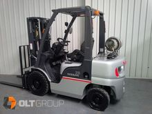 NISSAN PL02A25JU 3 STAGE CONTAI