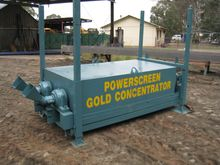 POWERSCREEN GOLD CONCENTRATOR