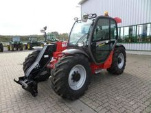 Used Manitou MLT in