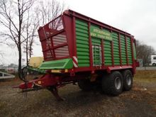2013 Strautmann TRAILER 1840 DO