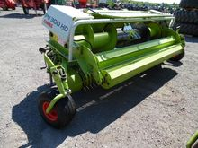 Used 2008 CLAAS PU30