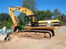 1999 CATERPILLAR 330BL