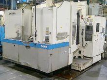 Used 2000 Okuma MA50