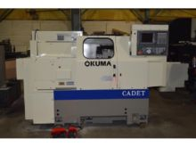 1996 OKUMA LNC-8 CNC TURNING CE
