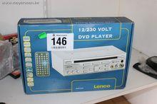 1 DVD Player LENCO DVD-205, wvp