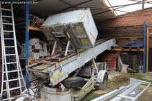 1 goods-lift BÖCKER HY598, with