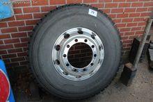 1 wheel in aluminium for truck