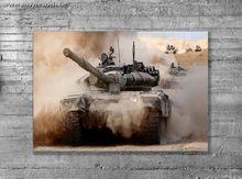 Russia Tank T90    Dimensions: