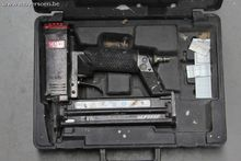 2 various pneumatic nail guns S