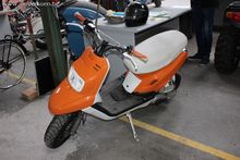 1 Booster MBK 50cc   Chassisnr:
