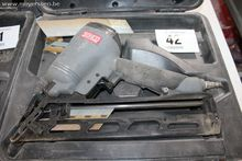 1 SENCO pneumatic nail gun, in