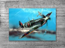 Spitfire MKV 1939-1945    Afmet