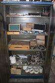 1 cabinet in steel model high,