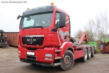1 truck MAN TGS 35.480, 8x4,  w
