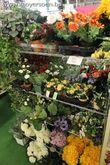 164 kunstof planten, bloemen, g