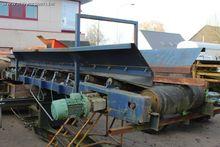 Used 1 conveyor, wit