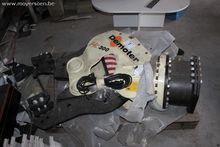 1 ongebruikte hydraulische knip