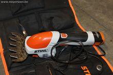 1 wireless grass trimmer STIHL