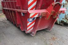 1 open hooklift container ANG,