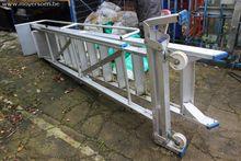 1 warehouse ladder in aluminium