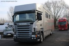1 MOBILHOME SCANIA R380, Type D