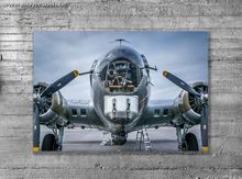 Boeing  B-17 Fortress    Dimens