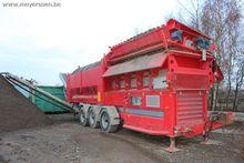 1 mobile soil screener TERRA SE