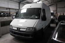PEUGEOT Boxer HDI   Categorie: