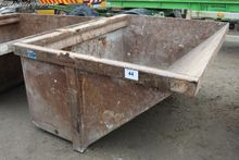 1 box in steel for wheelloader