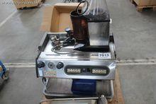 1 volautomatische koffiemachine