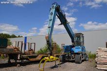 Conveyor crane Terex Fuchs MHL