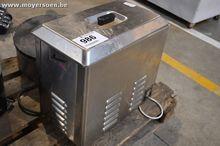 1 RVS slazgroommachine HANS KRA