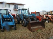 Ford 5610 Tracteur