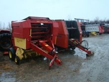 Used Holland 848 bal