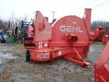 Gehl 1540 and 1580 Blower silag