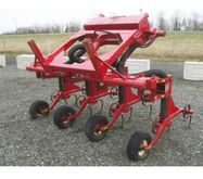 DM 4 rows Manure injector