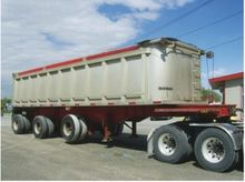 Used King 3-axle tra